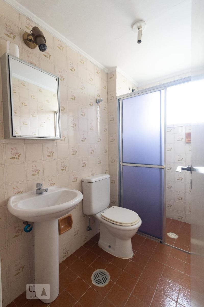 apartamento para aluguel - campo belo, 1 quarto,  44 - 893043517