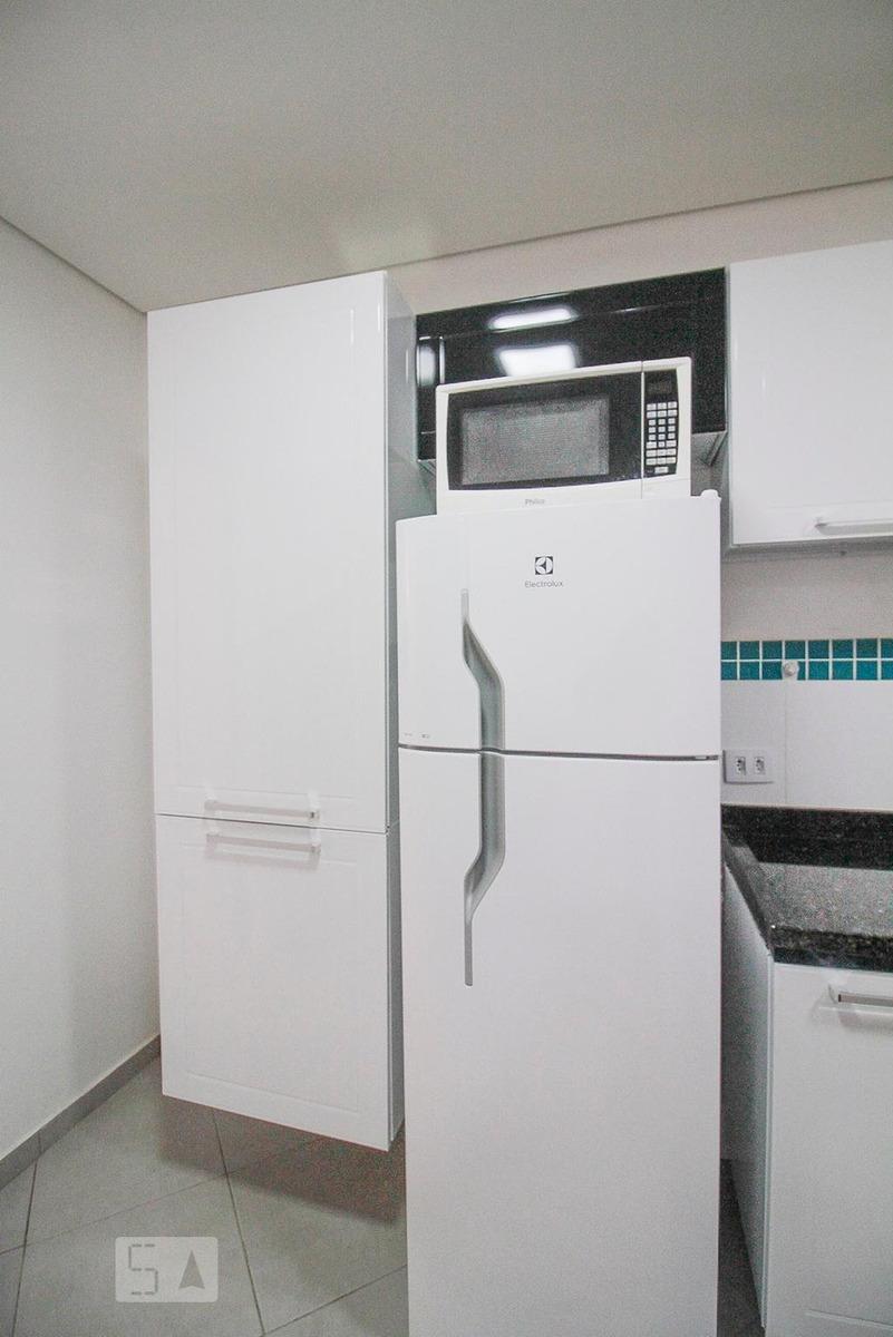 apartamento para aluguel - centro, 1 quarto,  25 - 893015046