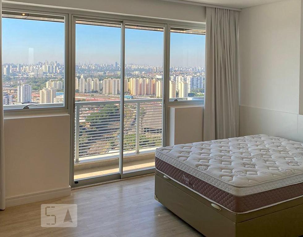 apartamento para aluguel - centro, 1 quarto,  32 - 893094497