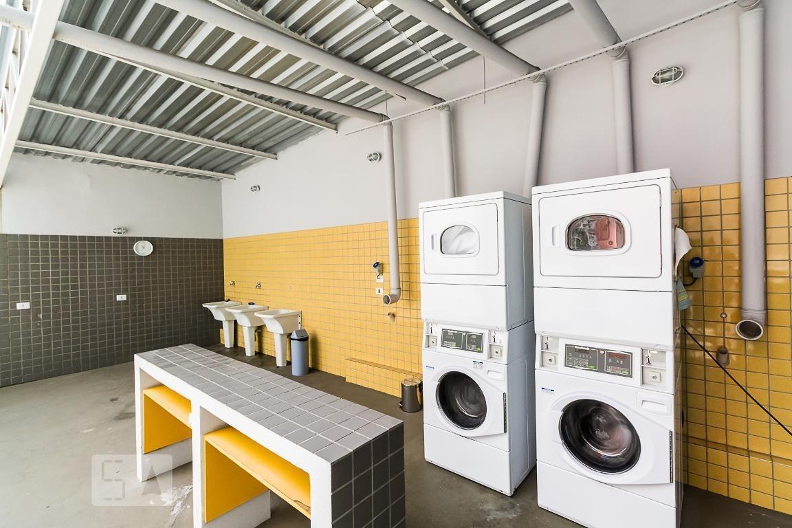 apartamento para aluguel - centro, 1 quarto,  39 - 893073414