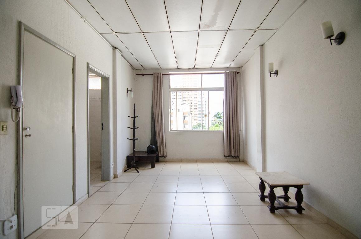 apartamento para aluguel - centro, 1 quarto,  40 - 893019914