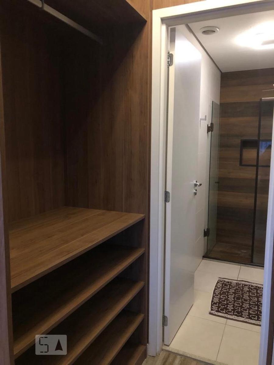 apartamento para aluguel - centro, 1 quarto,  41 - 893075124