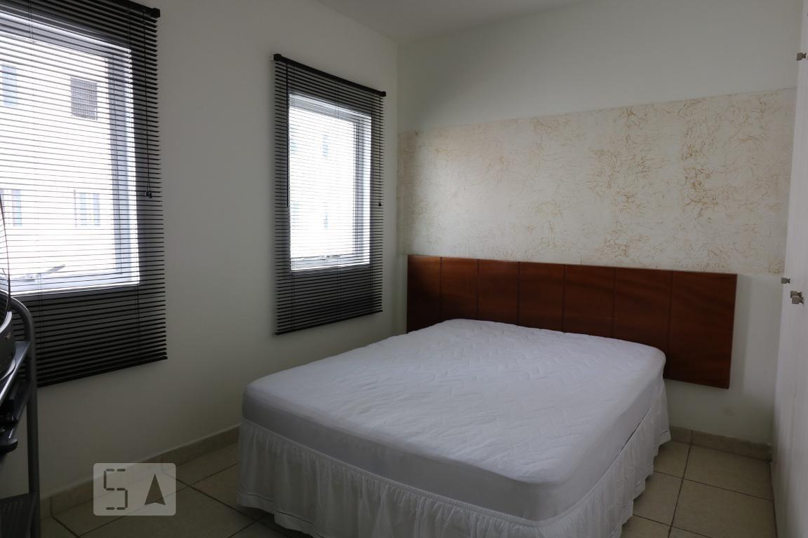 apartamento para aluguel - centro, 1 quarto,  42 - 893020472