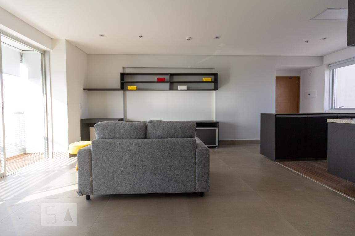 apartamento para aluguel - centro, 1 quarto,  42 - 893088991