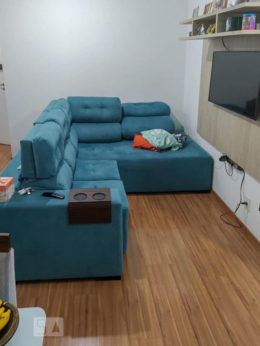 apartamento para aluguel - centro, 2 quartos,  61 - 893089911