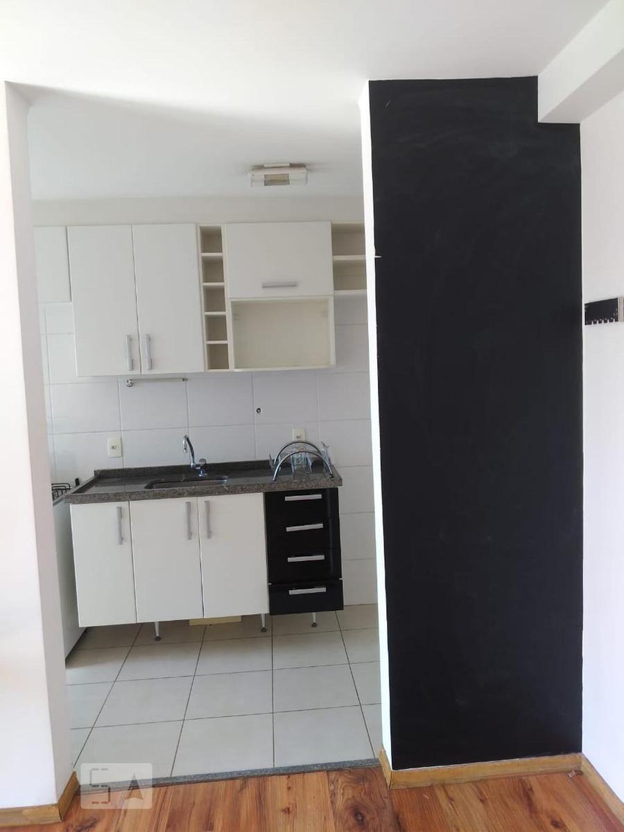 apartamento para aluguel - chácara agrindus, 2 quartos,  56 - 893078638