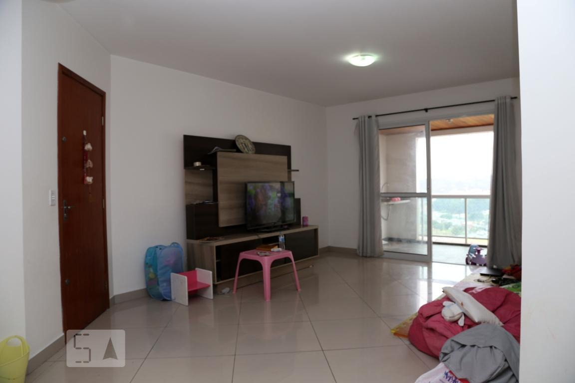apartamento para aluguel - chácara agrindus, 3 quartos,  108 - 892996138