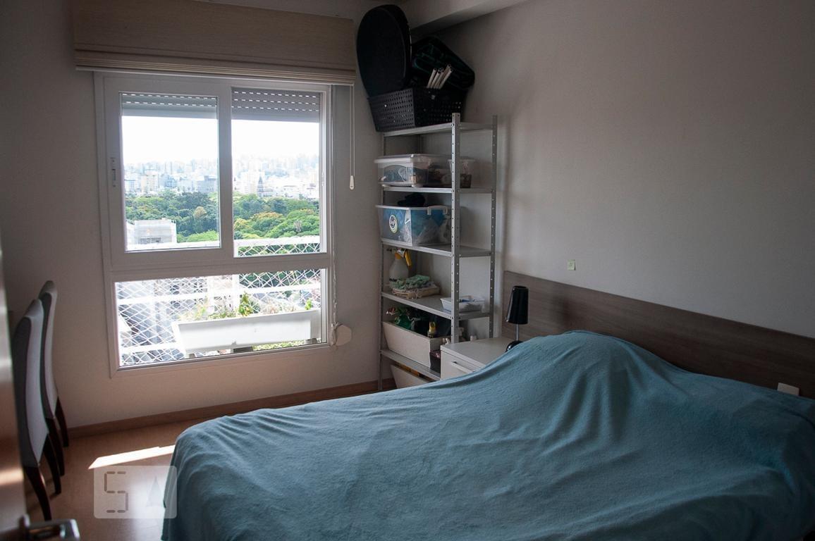 apartamento para aluguel - cidade baixa, 1 quarto,  49 - 892987723