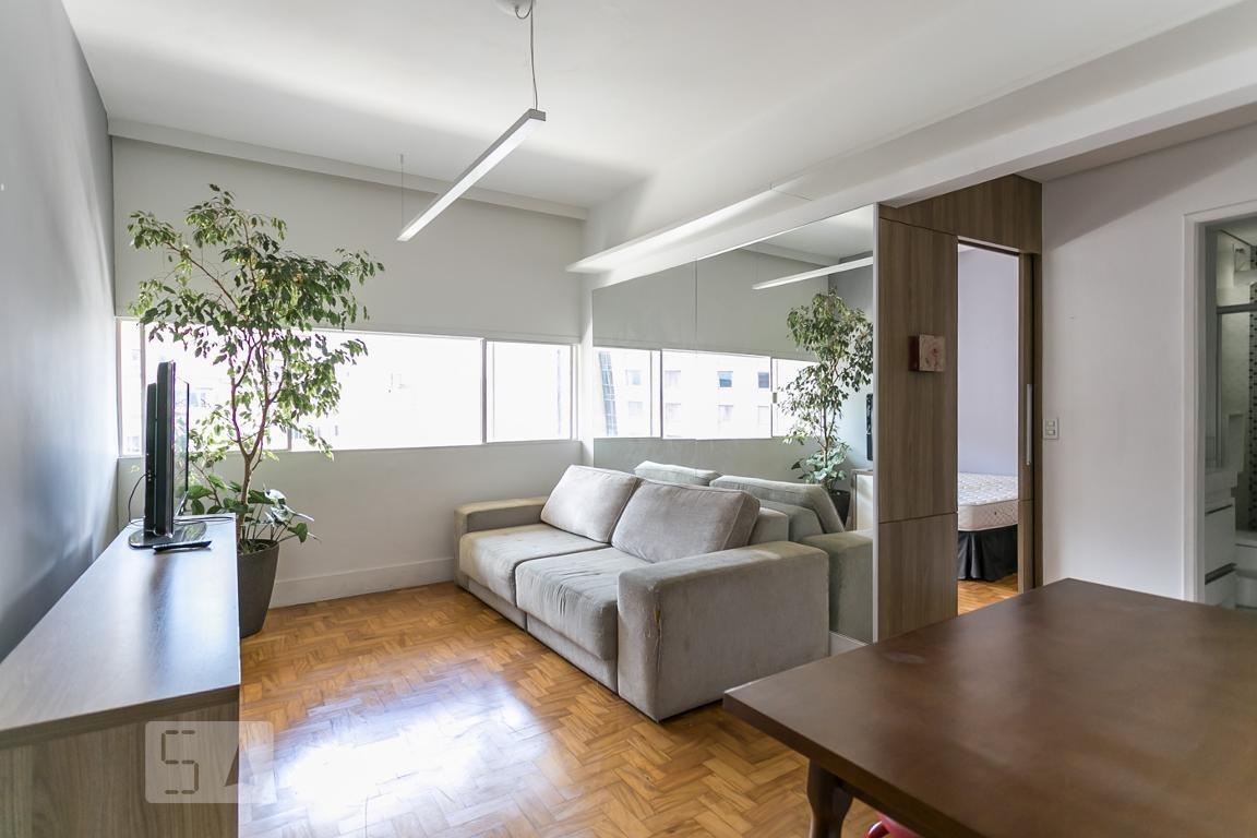 apartamento para aluguel - consolação, 1 quarto,  40 - 892818472