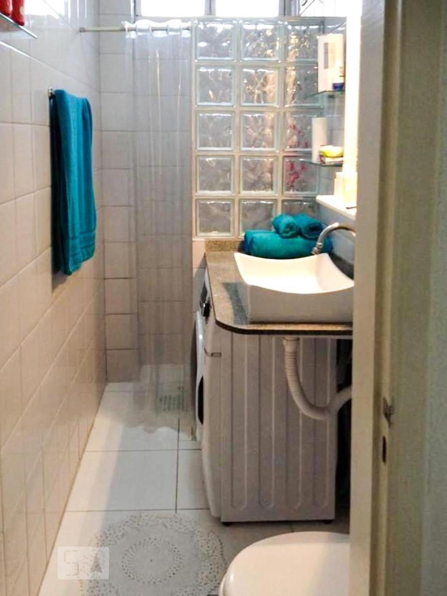 apartamento para aluguel - consolação, 1 quarto,  40 - 893080584