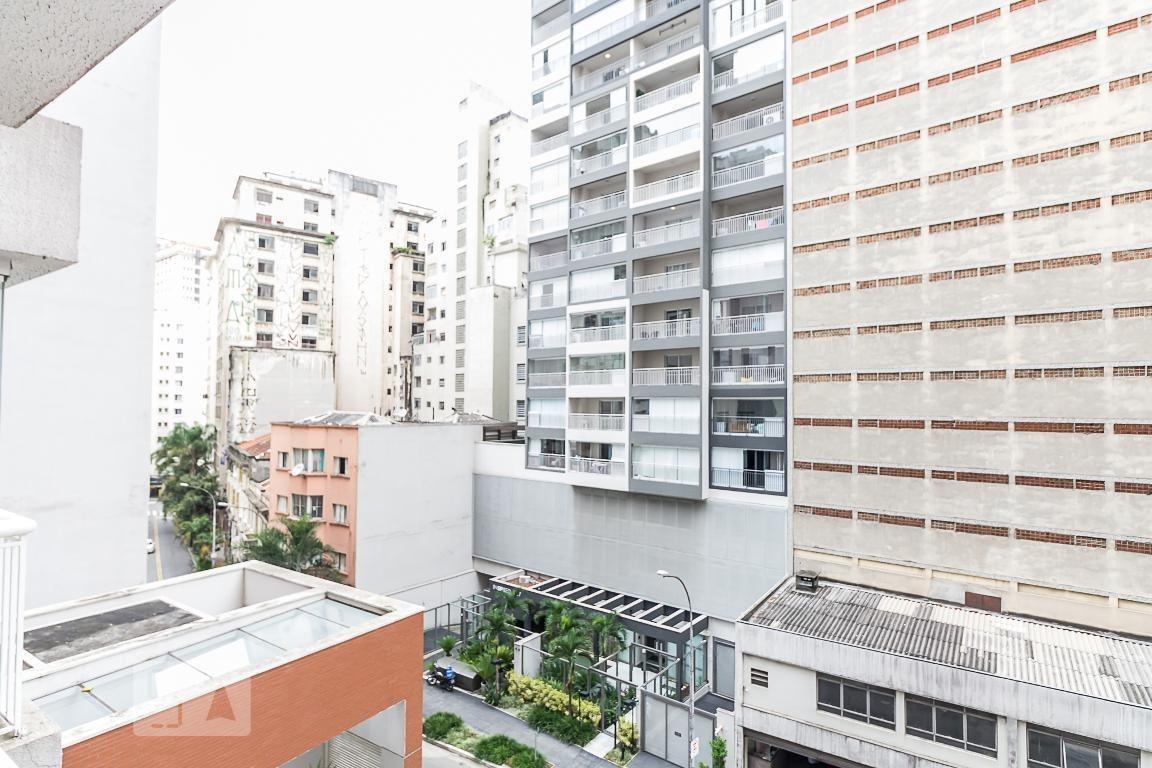apartamento para aluguel - consolação, 1 quarto,  47 - 893015740
