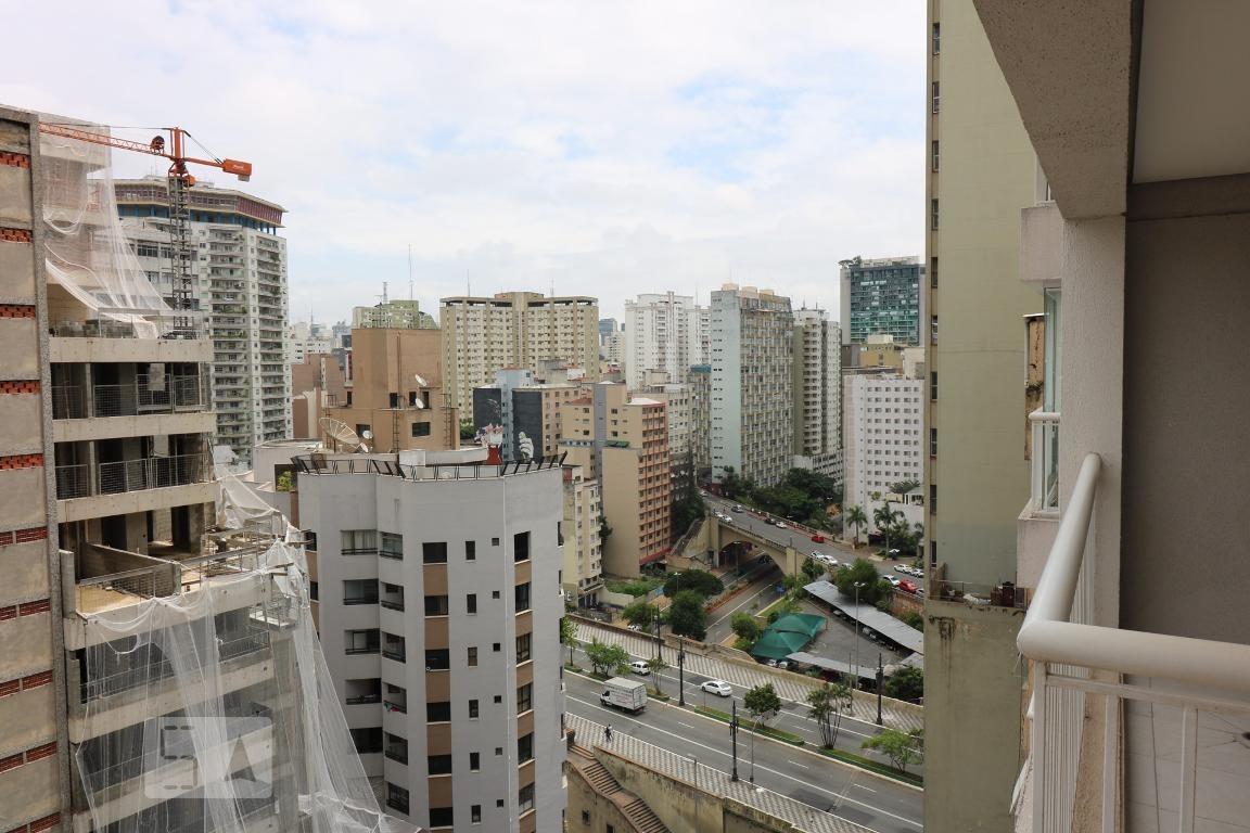 apartamento para aluguel - consolação, 1 quarto,  64 - 893008557