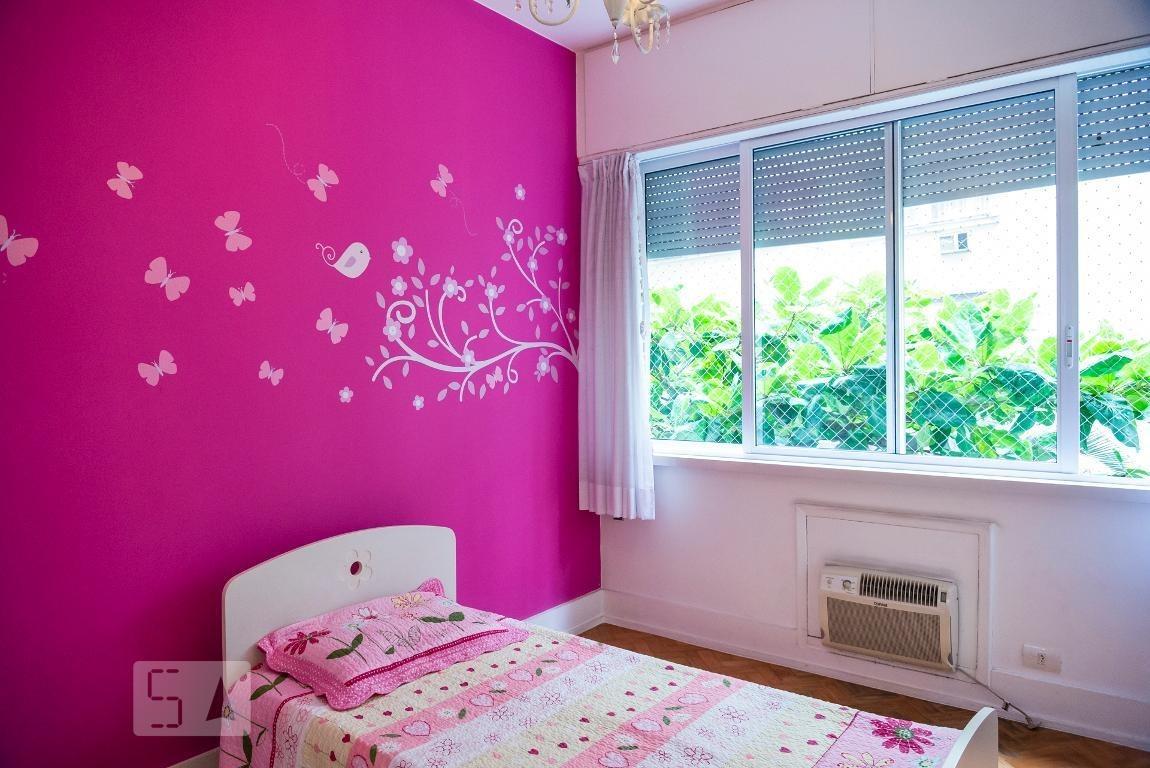 apartamento para aluguel - copacabana, 3 quartos,  170 - 893018149