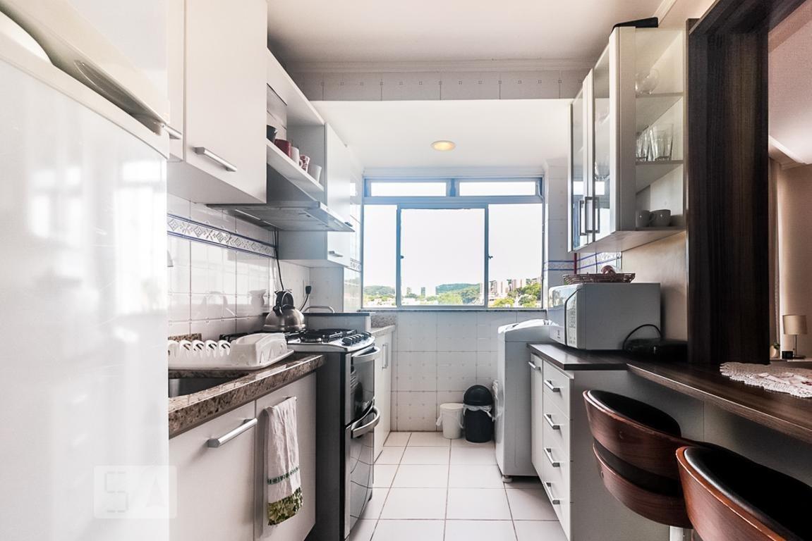 apartamento para aluguel - cristal, 2 quartos,  63 - 893044115