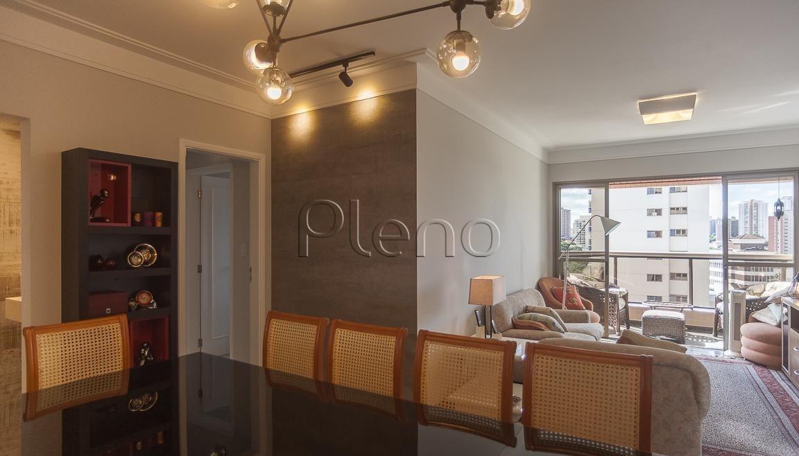 apartamento para aluguel em cambui - ap016249