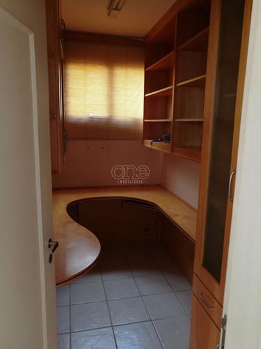 apartamento para aluguel em jardim chapadão - ap001079