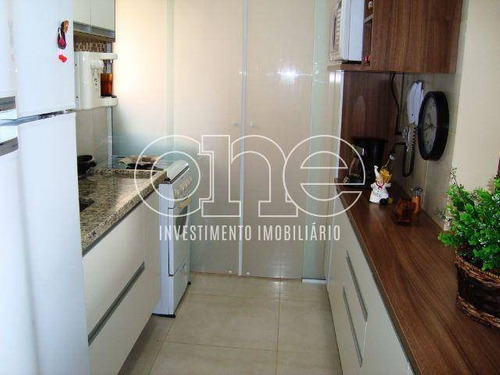 apartamento para aluguel em loteamento center santa genebra - ap111027
