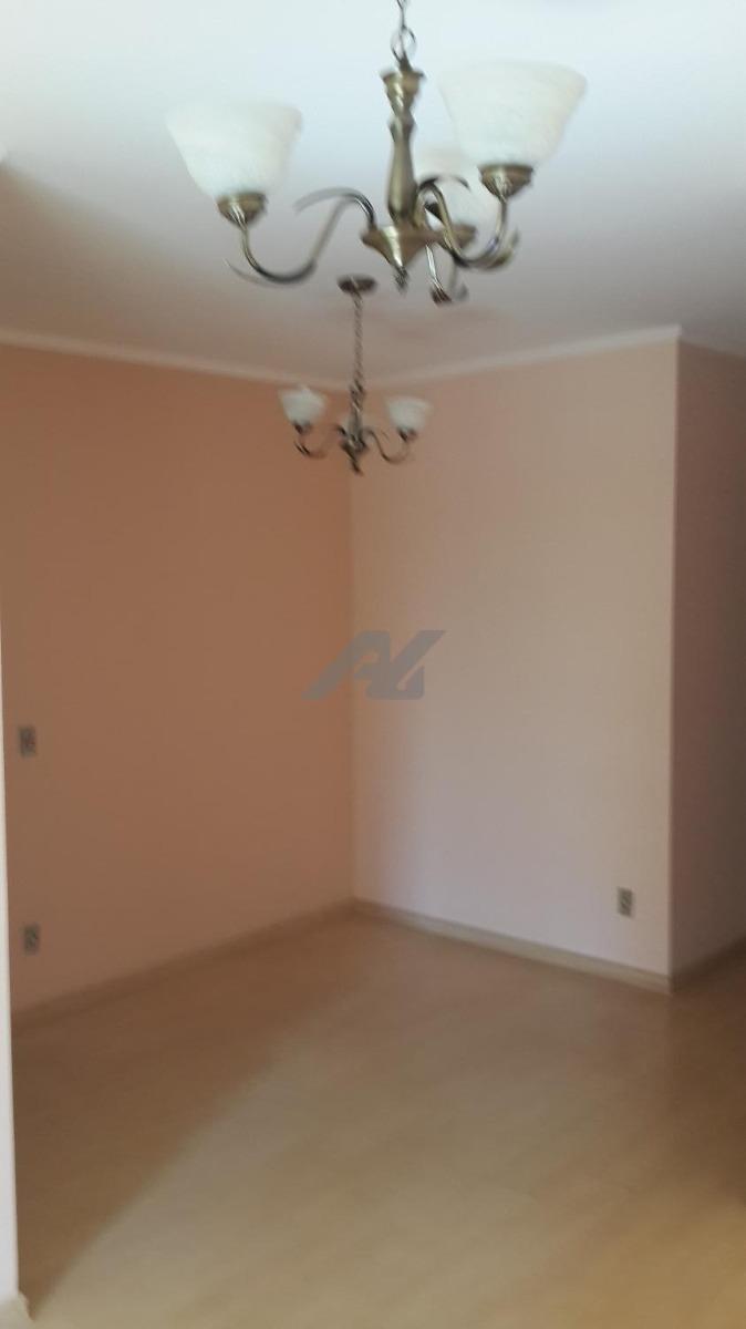 apartamento para aluguel em vila brandina - ap003468