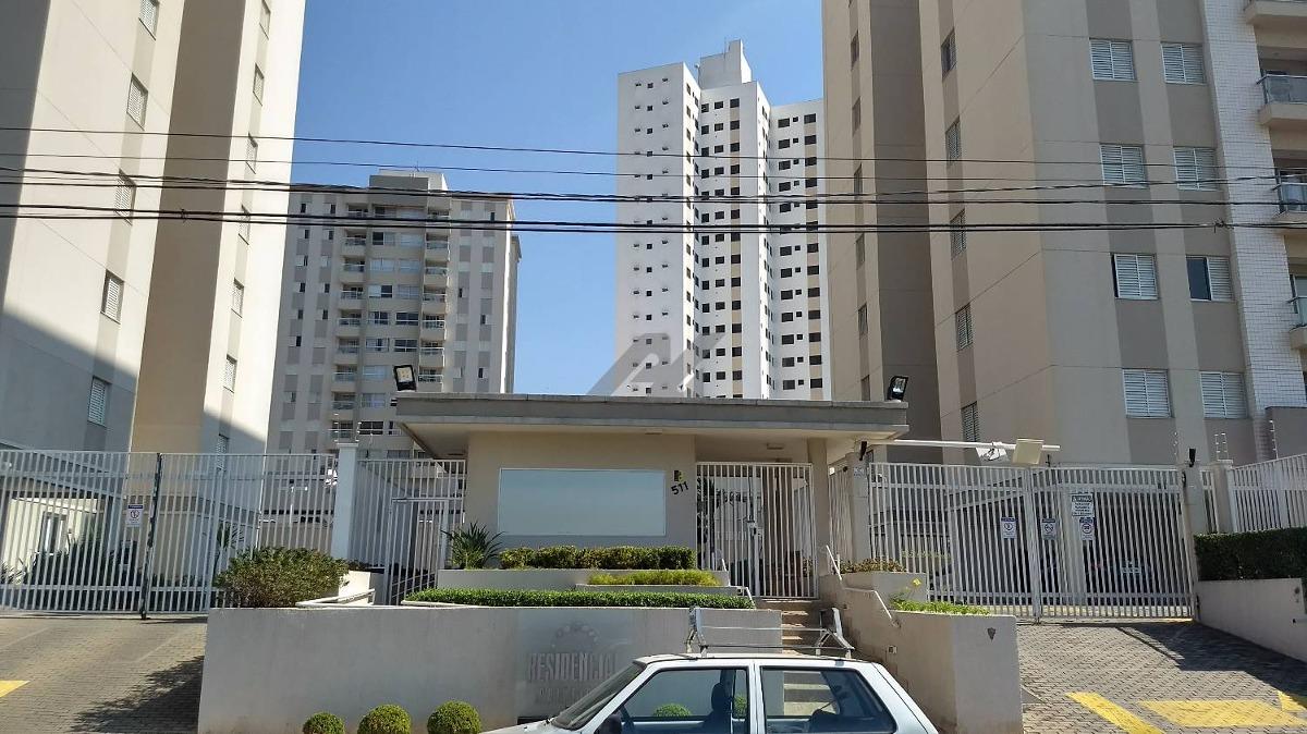 apartamento para aluguel em vila brandina - ap004642