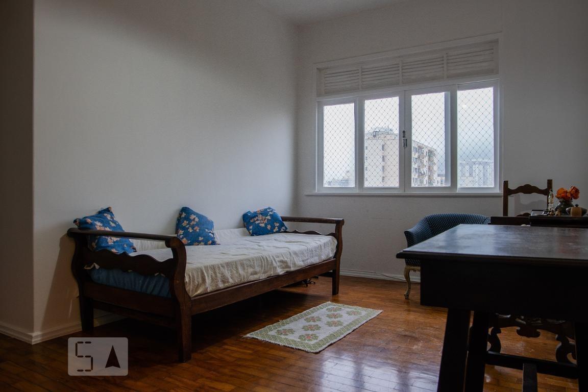 apartamento para aluguel - humaitá, 2 quartos,  75 - 892993212