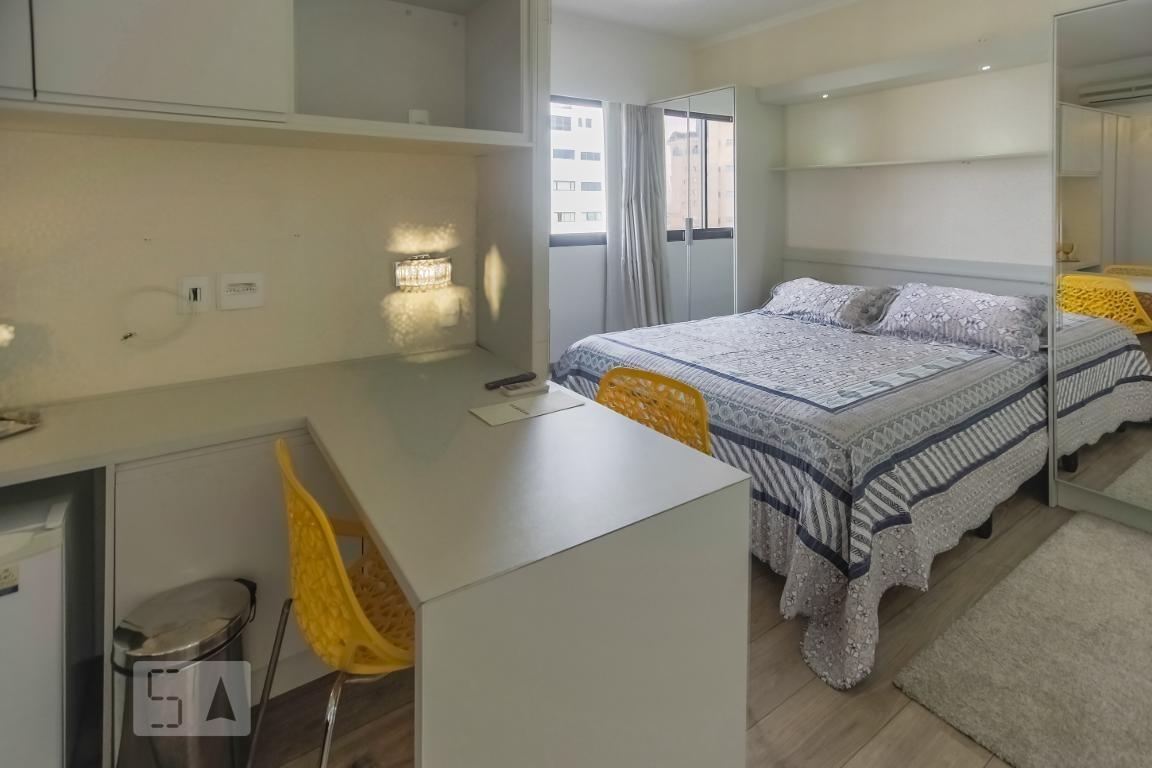 apartamento para aluguel - itaim bibi, 1 quarto,  28 - 892870618