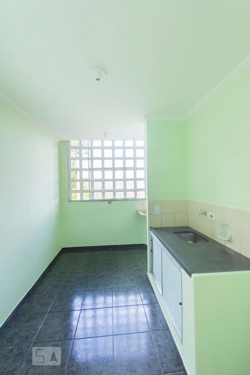 apartamento para aluguel - jardim amazonas, 2 quartos,  50 - 893051907
