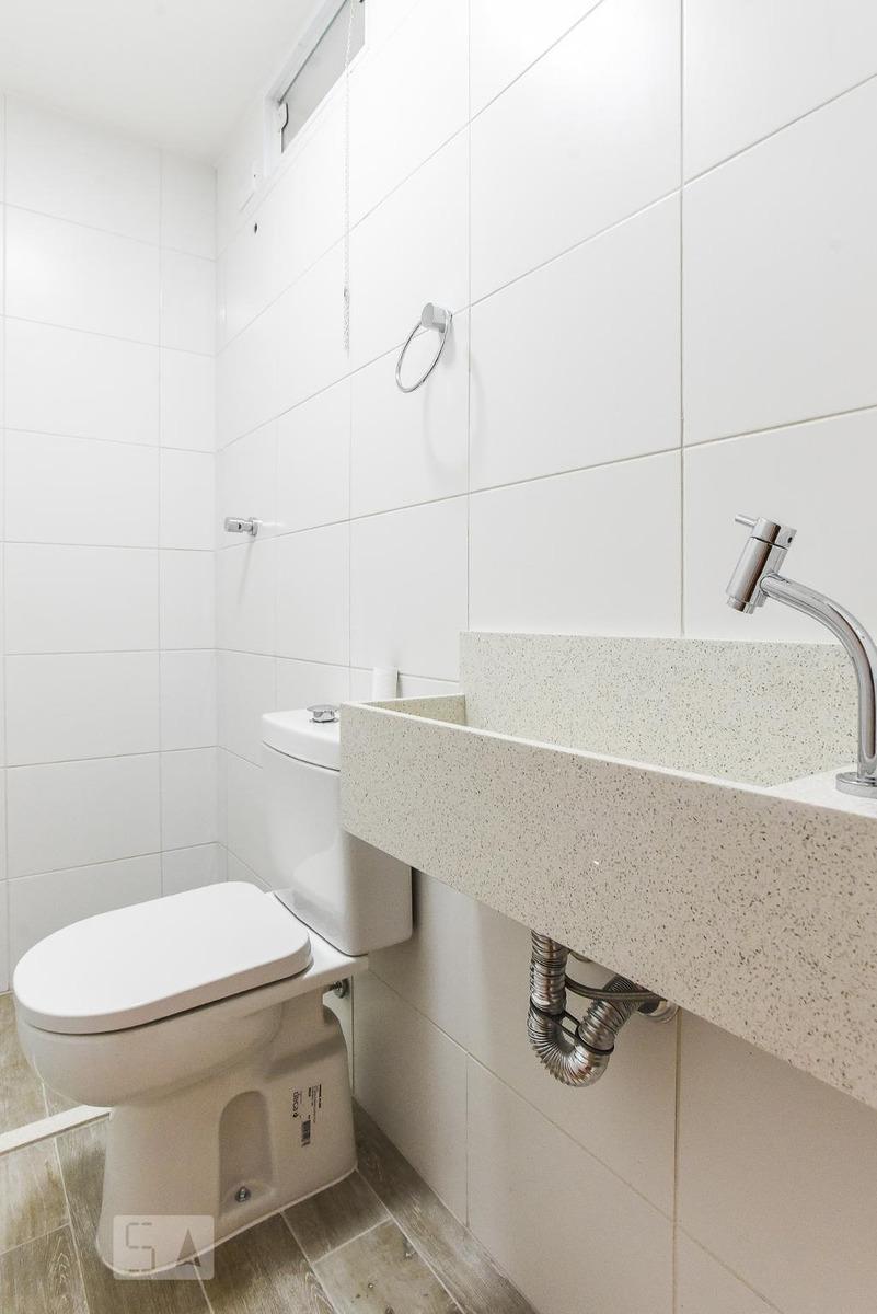 apartamento para aluguel - jardim do mar, 2 quartos,  62 - 893018088