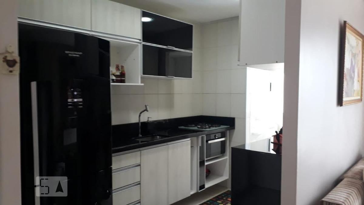 apartamento para aluguel - jardim esperança, 2 quartos,  72 - 893053646
