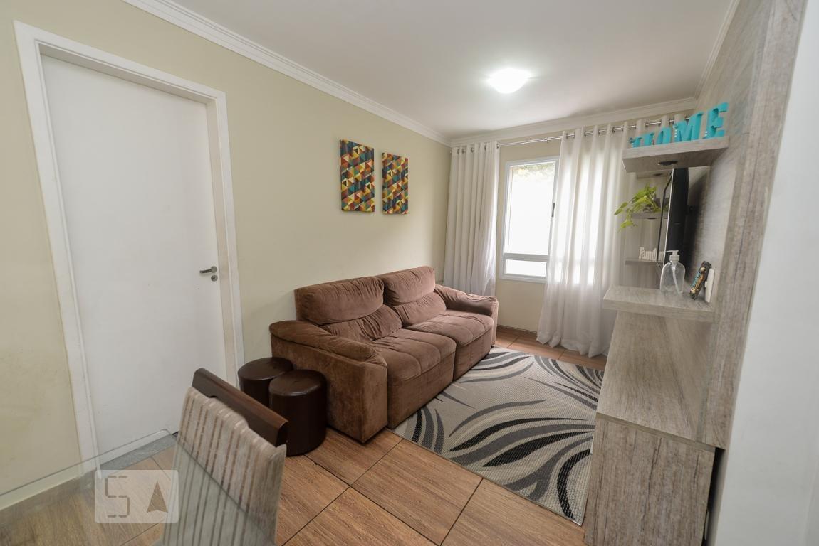apartamento para aluguel - jardim maia, 2 quartos,  50 - 893004797