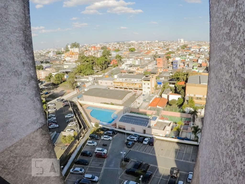apartamento para aluguel - jardim são saverio, 2 quartos,  48 - 893098635