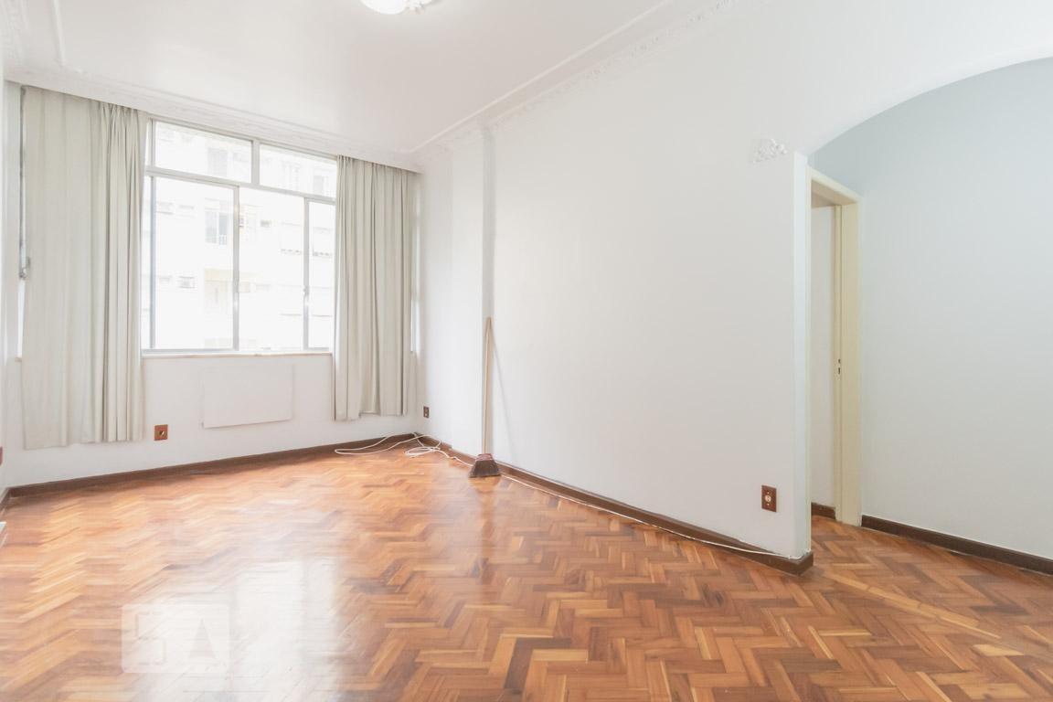apartamento para aluguel - laranjeiras, 3 quartos,  110 - 893016111