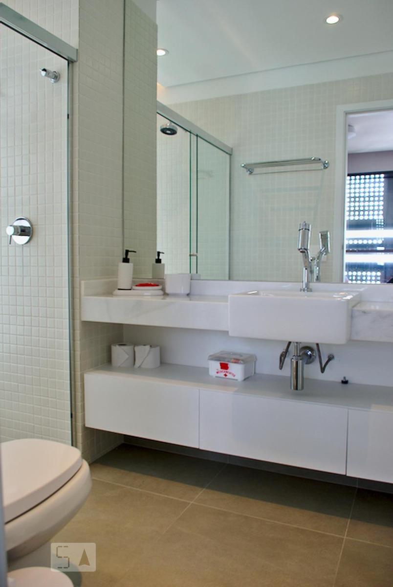 apartamento para aluguel - moema, 1 quarto,  40 - 893034417