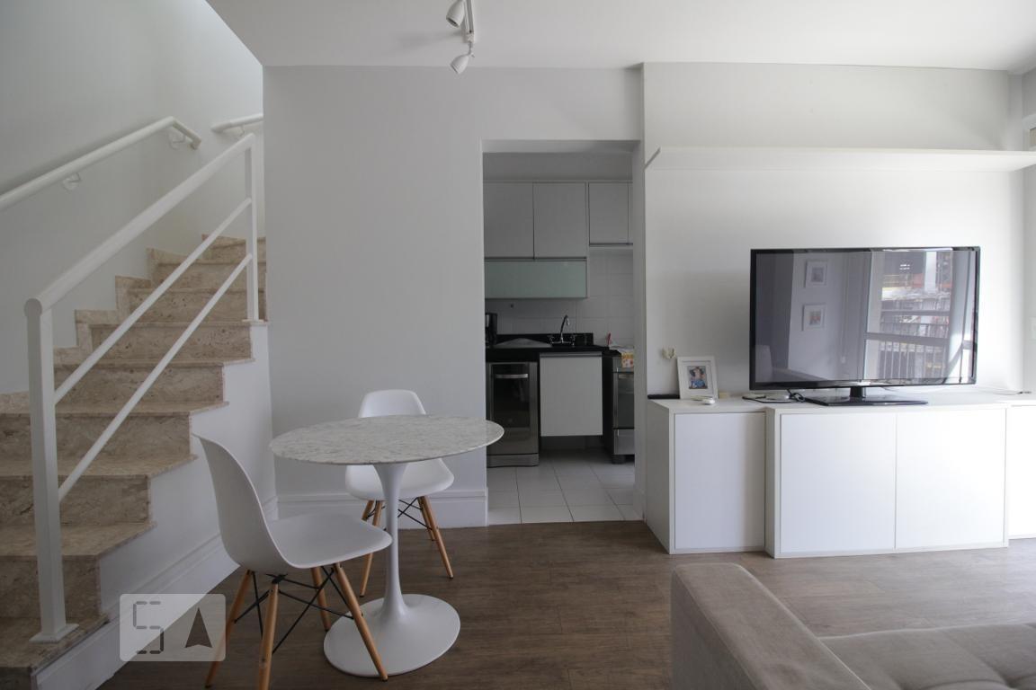 apartamento para aluguel - morumbi, 2 quartos,  60 - 893087090