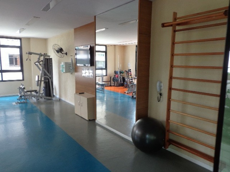 apartamento para aluguel na pituba com 2 quartos suites 57m2 - lit264 - 34446089