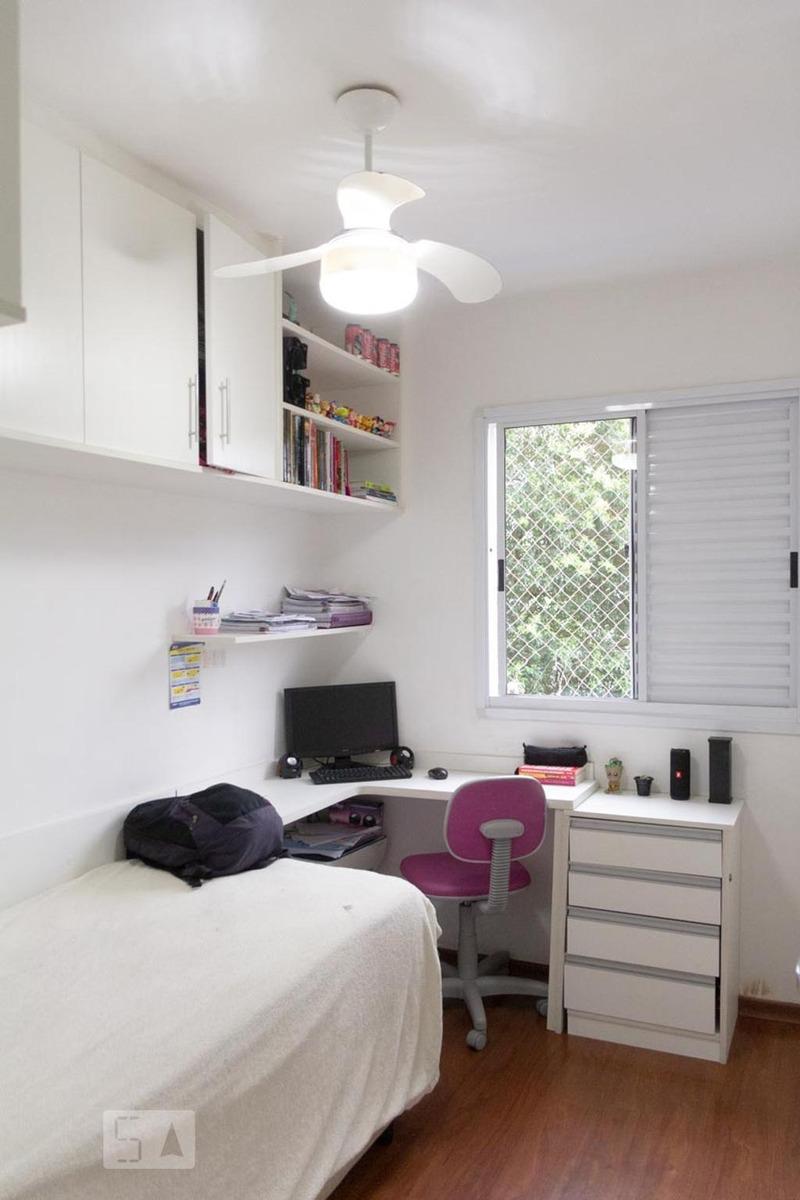 apartamento para aluguel - nova petrópolis, 3 quartos,  60 - 892997627