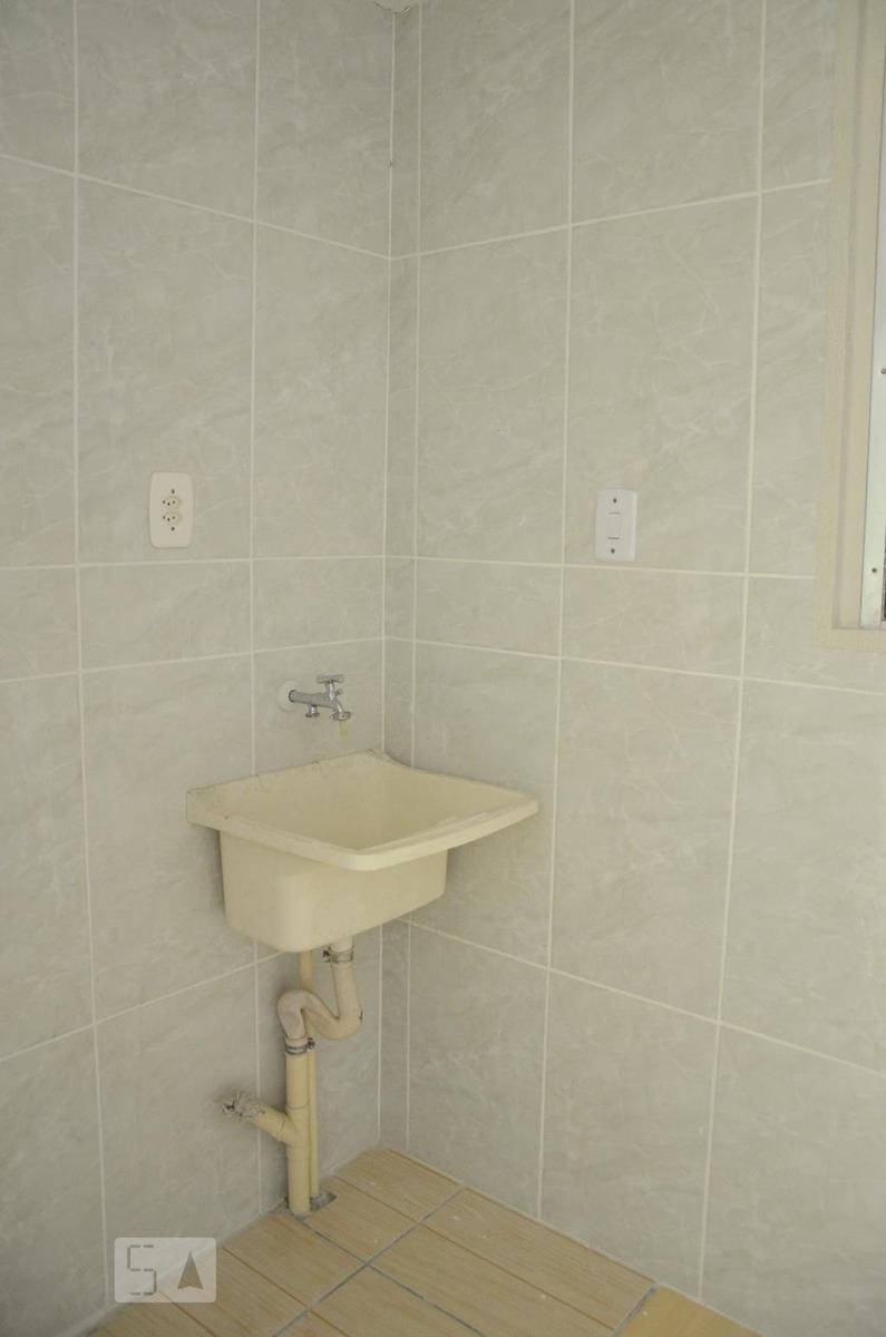 apartamento para aluguel - olaria, 2 quartos,  42 - 893030713