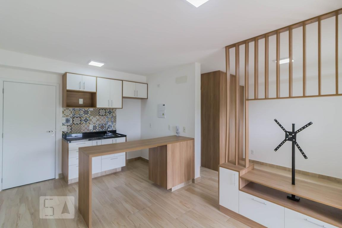 apartamento para aluguel - picanço, 1 quarto,  39 - 893021545