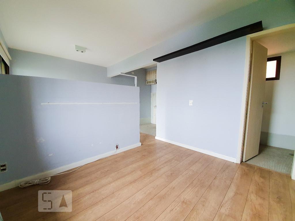 apartamento para aluguel - portal do morumbi, 1 quarto,  60 - 893029140