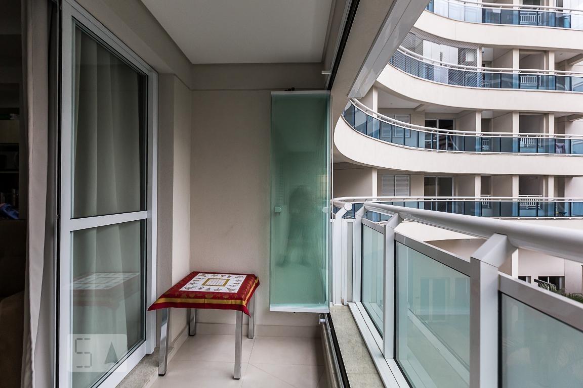 apartamento para aluguel - santa cecília, 1 quarto,  50 - 893025437
