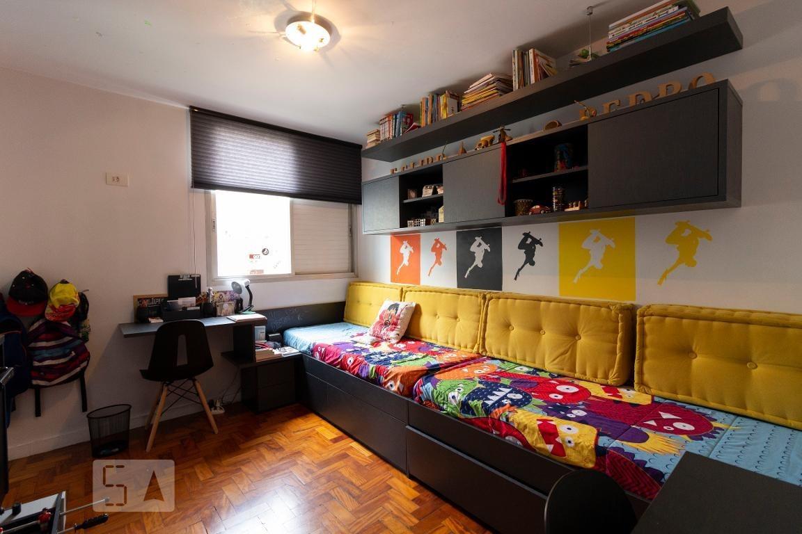 apartamento para aluguel - santa cecília, 2 quartos,  130 - 893017477
