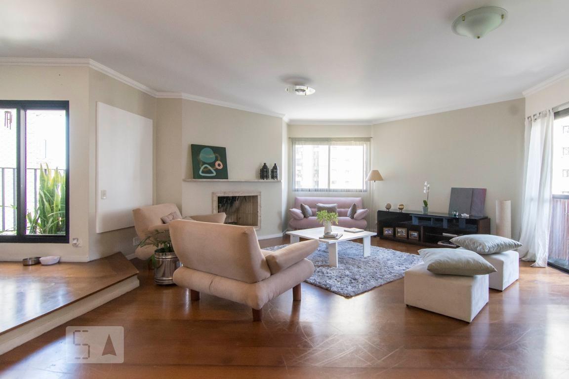 apartamento para aluguel - santana, 4 quartos,  225 - 893017548