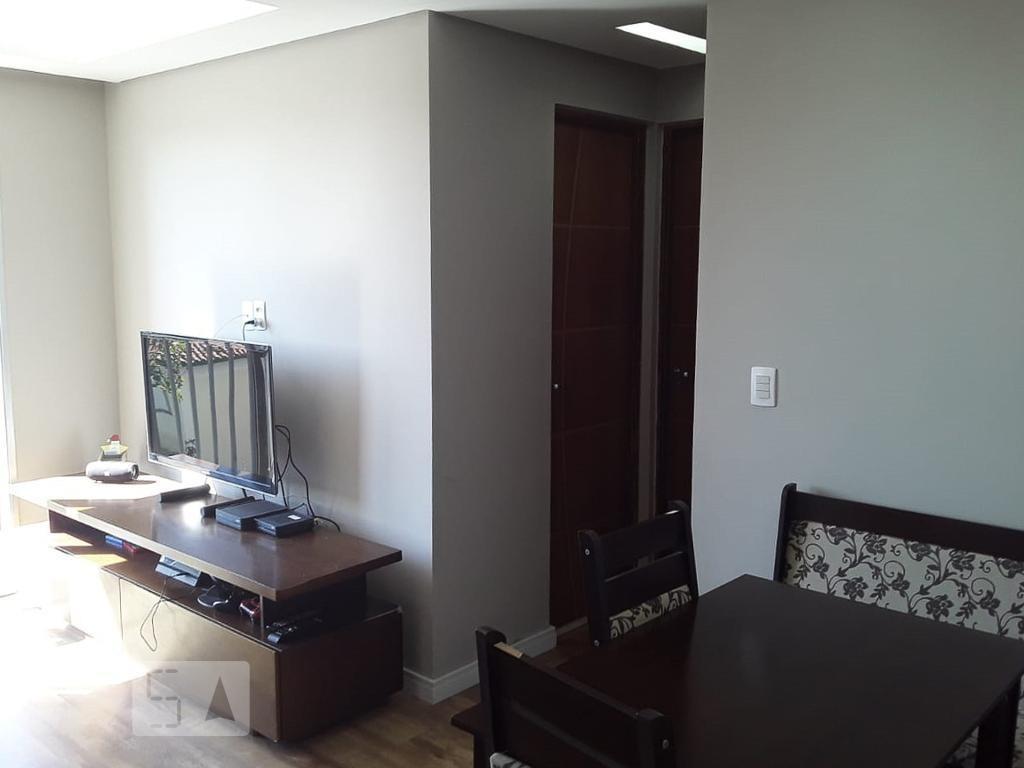 apartamento para aluguel - taboão, 2 quartos,  60 - 893084887