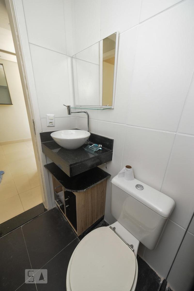 apartamento para aluguel - vila augusta, 2 quartos,  45 - 893000924
