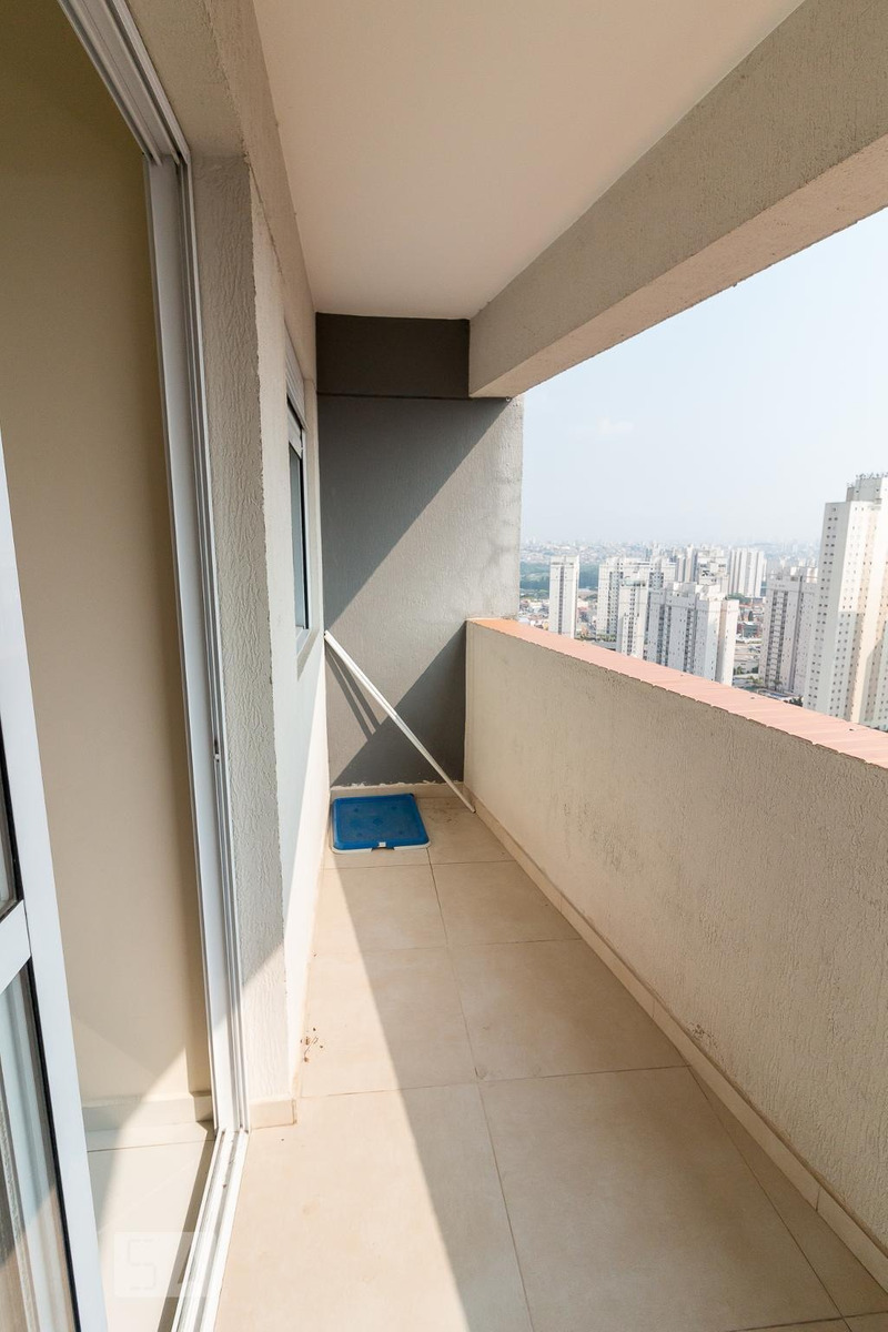 apartamento para aluguel - vila augusta, 3 quartos,  71 - 892977870