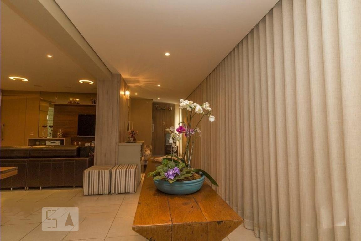 apartamento para aluguel - vila da serra, 4 quartos,  157 - 893023876