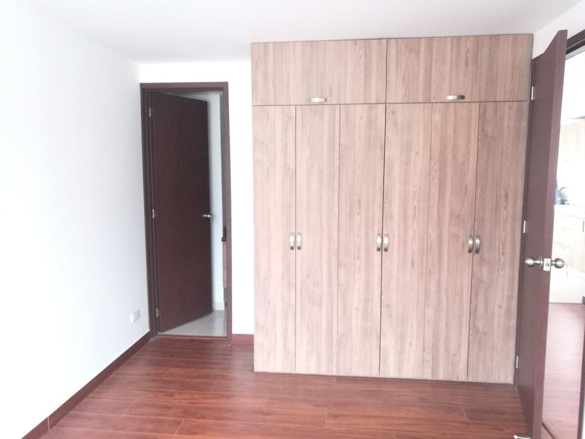 apartamento para estrenar barrio narino con parqueo
