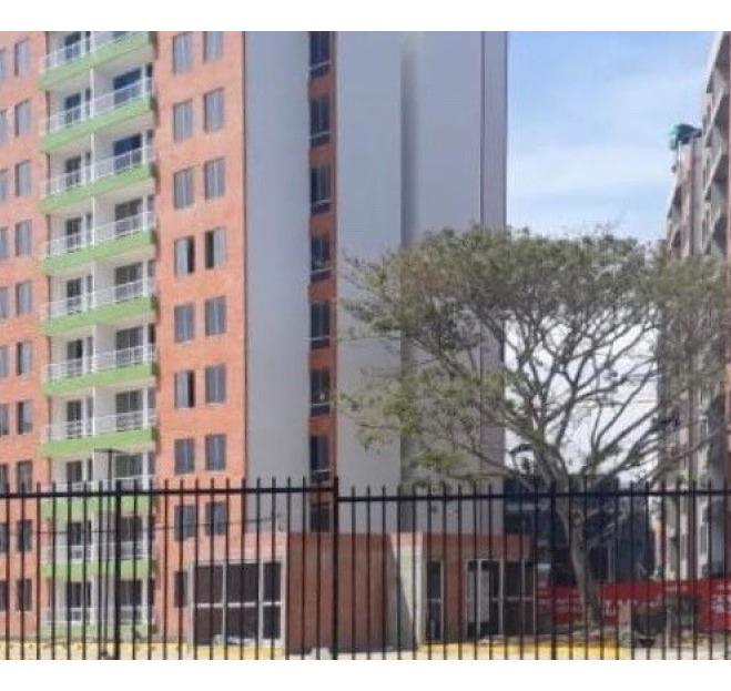 apartamento para estrenar en alquiler en sector bochalema