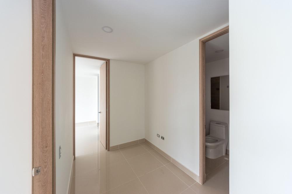 apartamento para extrenar, 2 habit, 2 baños, 1 parq, 1 depos