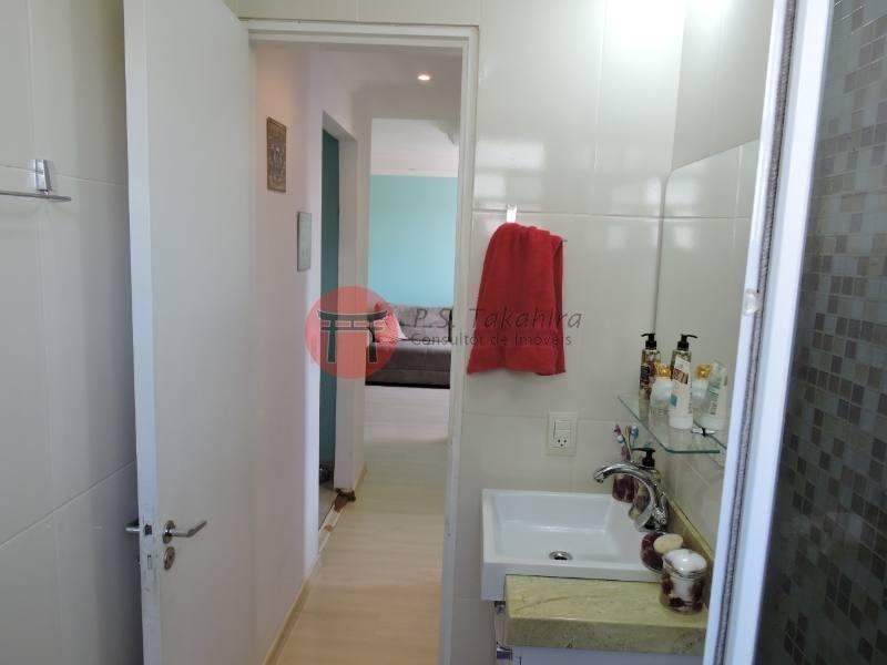 apartamento para jardim são miguel - 4515