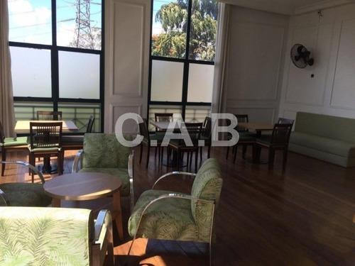 apartamento para locaçao no classic em alphaville. - 9332